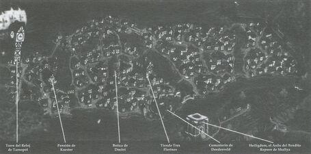 Mapa Kruiersmuur