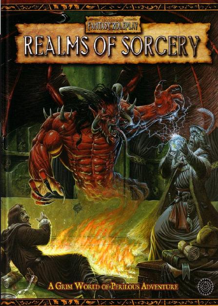 Reinos de la magia segunda edicion