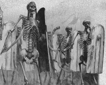 Skeleton warriors2