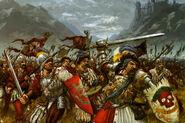 Soldados del Imperio por Karl Kopinski imagen caja