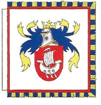 Theodoric Gausser flag