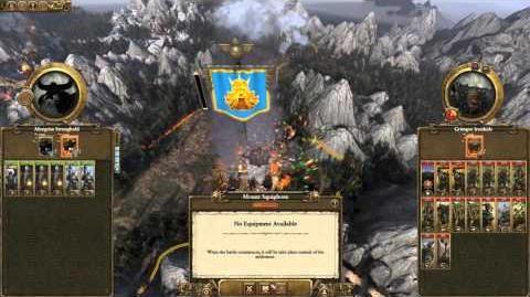 CuBaN VeRcEttI/Nuevo vídeo de la Campaña de los Enanos de Total War: Warhammer