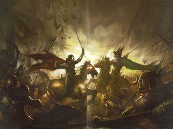 Von Carstein, Manfred- Hell Fenn Martin of Stirland