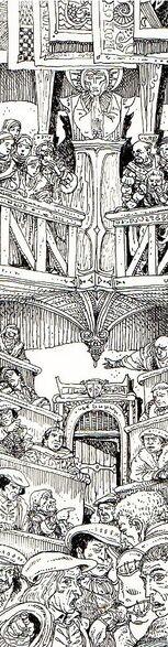 Directorio Marienburgo por Russ Nicholson