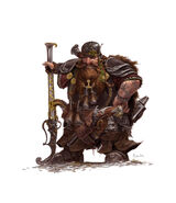 Adrian Smith Forgeworld Atronador