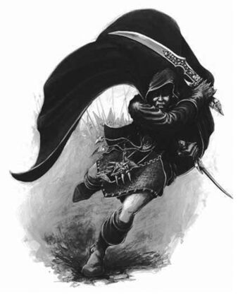 Asesino Elfo Oscuro imagen