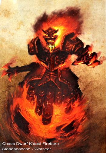 K daai de fuego