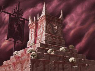 Warhammer sacrifice to khaine