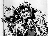 Ex jugador de Blood Bowl (Warhammer Quest)