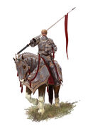 Adrian Smith Forgeworld Caballero de la Sangre de Sigmar Imperio