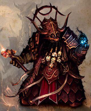 Herrero demoníaco Legión de Azgorh
