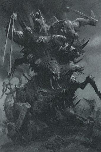 Abominación del Pozo Infernal