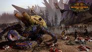 Aranessa Malasal y Prometeo Warhammer Total War II