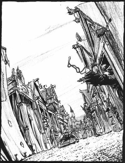Camino del Relicario por Tony Parker