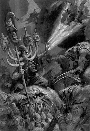 Goblins Nocturnos vs Skavens