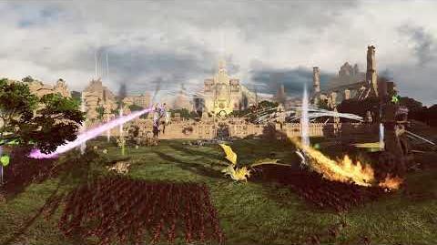 FiliusLunae/Espectacular tráiler de lanzamiento en 360 grados de Total War: Warhammer II