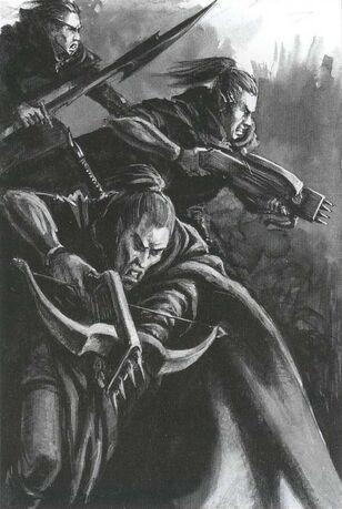 Sombras Elfos Oscuros 7ª Edición