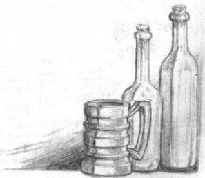 Botellas marinero