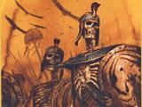 Guerreros Esqueleto (Reyes Funerarios)
