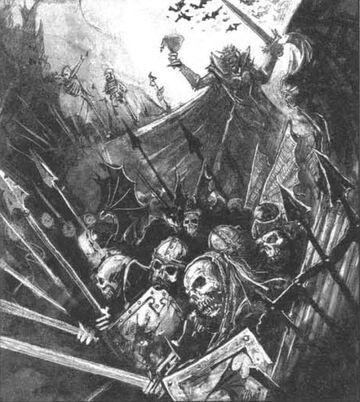 Von Carstein Vampire