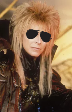 The cooler jareth