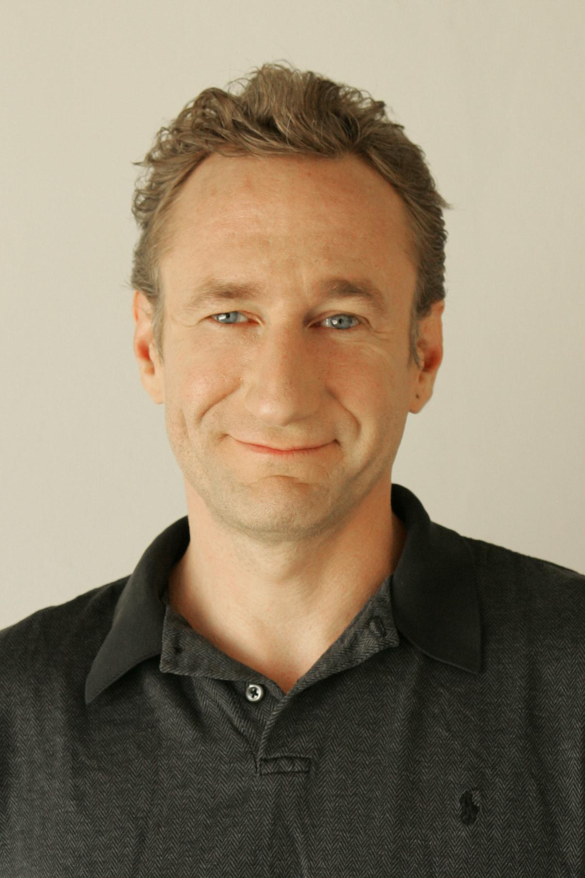 Brian Henson puppeteer