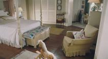 Robert and Irene's bedroom