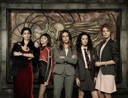 Personajes femeninos 2