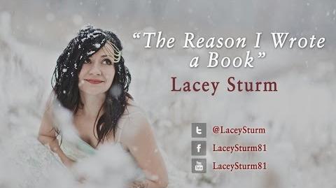 The Reason I Wrote a Book