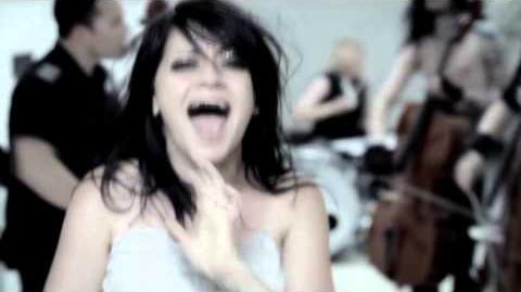 Apocalyptica feat Lacey Sturm - Broken Pieces (Official Music Video)