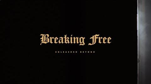 """Skillet - """"Breaking Free"""" Official Video"""