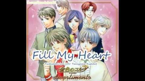 Len Tsukimori - Fill My Heart