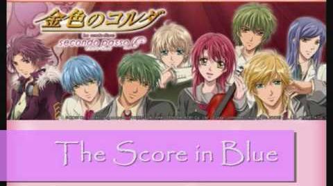Soukyuu no Score ~The Score in Blue~ - Stella Quintet
