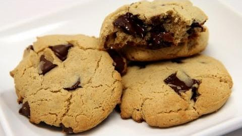 How to Make Gluten & Grain Free Chocolate Chip Cookies - Recipe