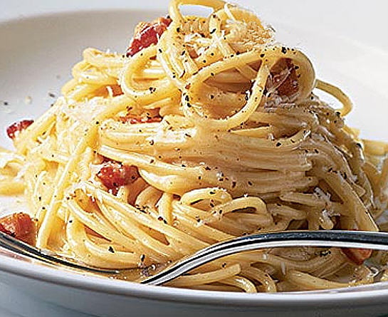 Carbonara Dairy Free Recipes Wiki Fandom Powered By Wikia