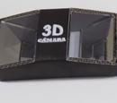 Cámara para hacer películas y videos en 3D