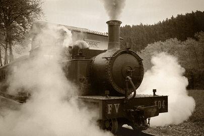 Tren del pasado 1