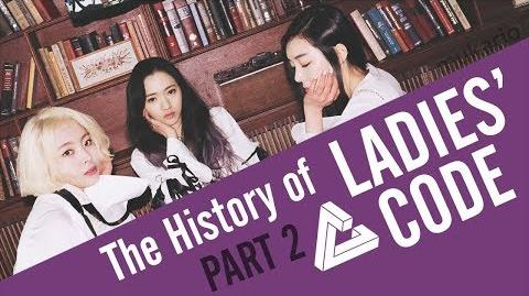 The History of LADIES' CODE (Remake Part 2)