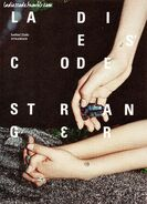 Strang3r photobook cover