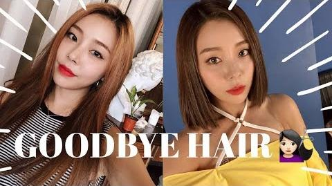 CHOPPING OFF MY HAIR!!! 😱 vlog 6