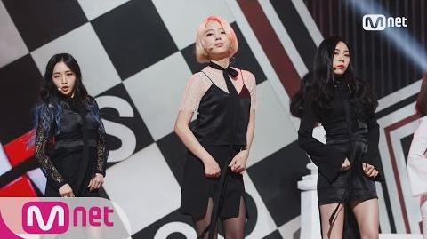 Ladies' Code - Galaxy Comeback Stage M COUNTDOWN 160225 EP