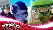 MIRACULOUS 🐞 HEART HUNTER - Akumatized 🐞 Tales of Ladybug and Cat Noir