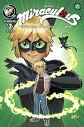 Miraculous Adventures Issue 2 Cover B