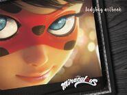 Ladybug Artbook Cover 2
