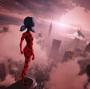 Ladybug in NYC Concept