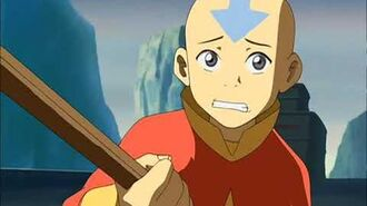 Aang vs Zuko First Encounter Avatar The last Airbender