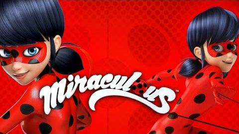 Miraculous Ladybug - Opening English