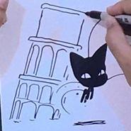 MLS4 Spoilers Lucca Comics & Games 2019 Italy - Plagg in Pisa