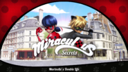 Marinette's Double Life- Title Card