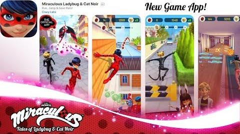 Download Miraculous mobile game now!! 🐞 Tales of Ladybug and Cat Noir
